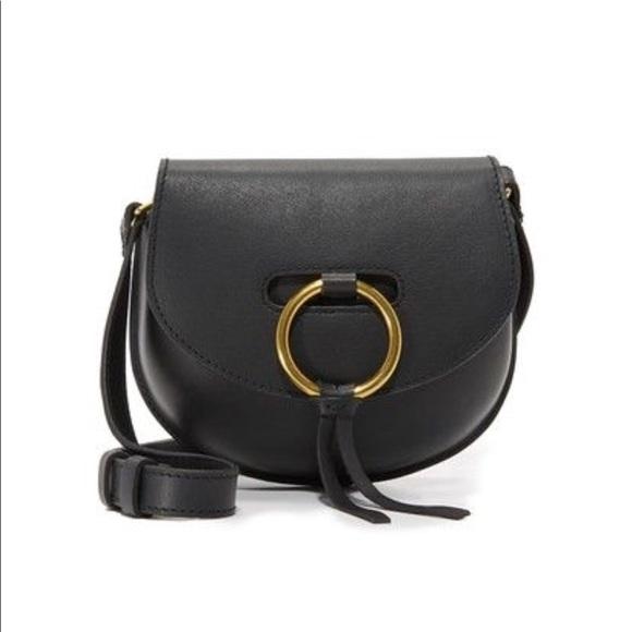 6fa258544496 Madewell Handbags - Madewell Lisbon O-Ring Mini Saddlebag